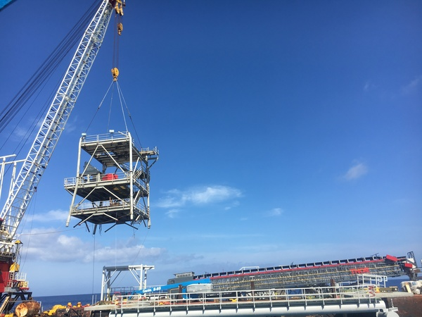 Marine Construction - Omega Dive